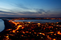 Portland Harbour Night